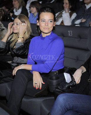 Czy Anna Mucha jest skazana na seriale?