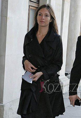 Anna Czartoryska u boku Piotra Adamczyka (FOTO)