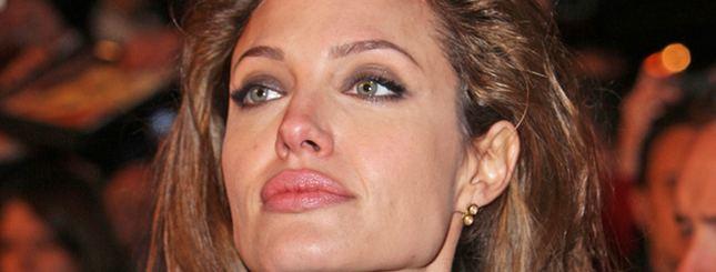 Angelina Jolie ma anoreksję?