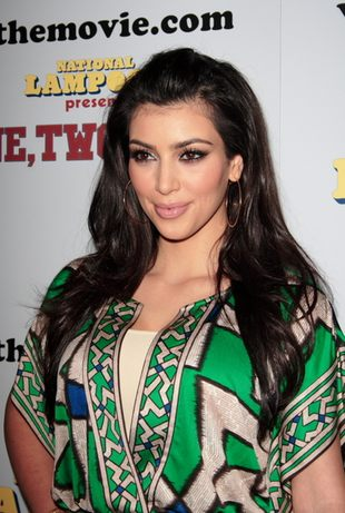 Cellulit Kim Kardashian prawie jak pornos
