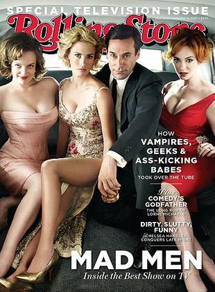 Aktorzy Mad Men w Rolling Stone (FOTO)