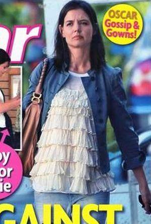 Katie Holmes została zmuszona do zajścia w ciążę!