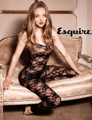 Amanda Seyfried w magazynie Esquire (FOTO)