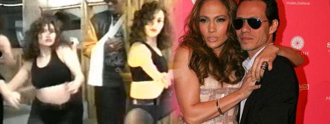 Zobacz Jennifer Lopez zanim była sławna (FOTO)