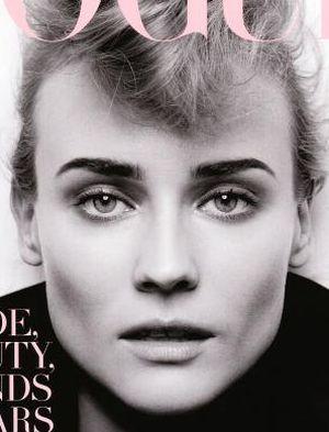 Sesja Diane Kruger dla Vogue'a (FOTO)
