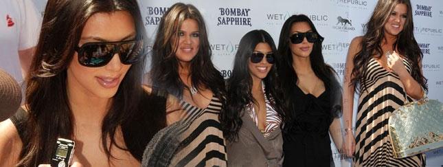 Siostry Kardashian świętują 31. urodziny Kourtney (FOTO)