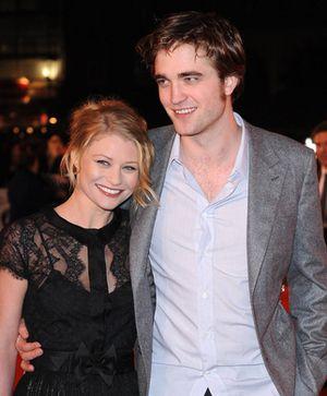 Te nogi Pattinson oglądał całe dnie na planie filmowym