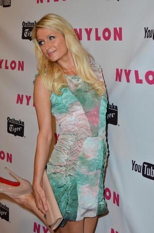 Pastelowa Paris Hilton (FOTO)