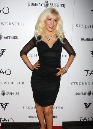 Christina Aguilera w wersji eleganckiej (FOTO)