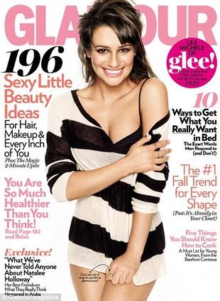 Lea Michele: Jestem dziewczyną, która je