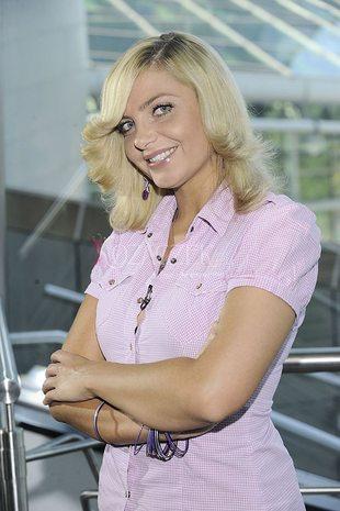 Agnieszka Frykowska jak kameleon (FOTO)
