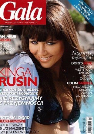 Kinga Rusin: Kobieta pracująca jest szczęśliwsza (FOTO)