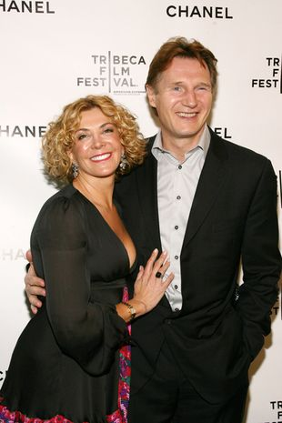 Liam Neeson jest już wdowcem