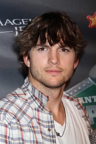 Ashton Kutcher o kobiecym orgazmie