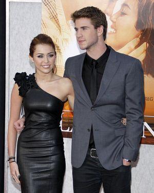 Miley z ukochanym promują swój nowy film (FOTO)