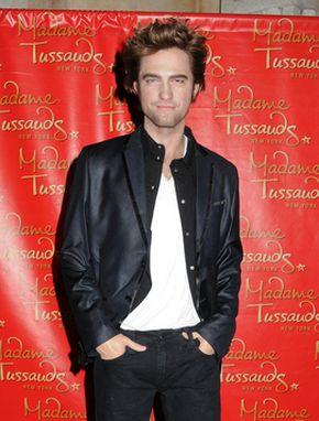 Robert Pattinson - prawdziwy czy woskowy (FOTO)