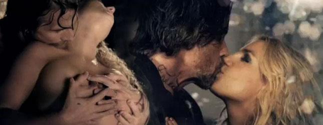 Nowy teledysk Britney Spears – Criminal (VIDEO)