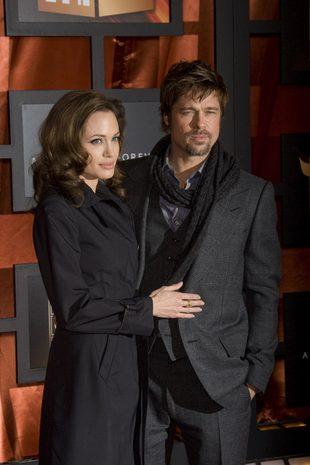 Angelina Jolie wyszła z ukrycia