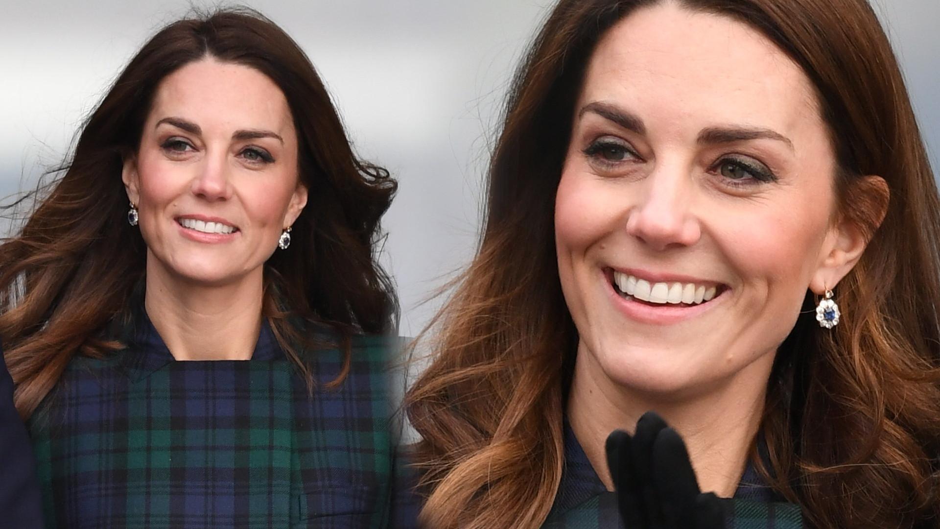 Kate Middleton w urzekającej kreacji na urodzinach swojej matki! Odjęła sobie 10 lat