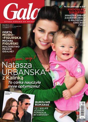 Natasza Urbańska planuje kolejne dziecko?
