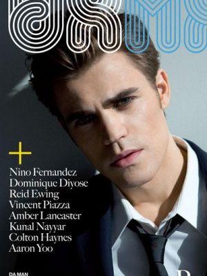 Paul Wesley - konkurencja Roberta Pattinsona?