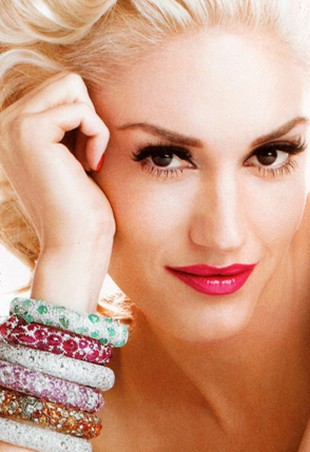 Gwen Stefani: Makijaż noszę codziennie