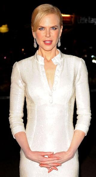Nicole Kidman przyznała się do stosowania botoksu