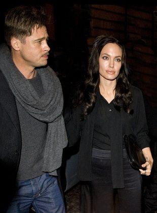 Jolie i Pitt w oddzielnych sypialniach