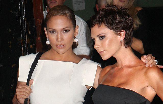 Kelly Osbourne o przyjaźni Posh i Jennifer Lopez