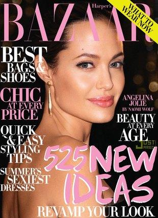 Dlaczego kobiety chcą być jak Angelina Jolie?