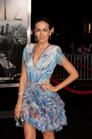 Ciekawe, ile Camilla Belle wydała na tę sukienkę? (FOTO)