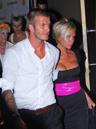 Restauracja Państwa Beckham