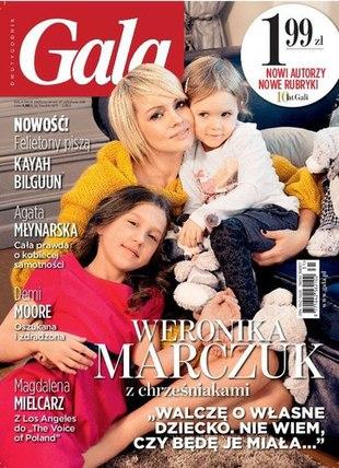 Weronika Marczuk bardzo chce mieć dziecko