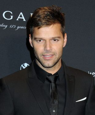 Nagusieńki Ricky Martin [VIDEO]