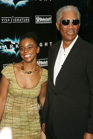 Morgan Freeman nie żeni się z wnuczką