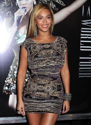 Beyonce i techno?