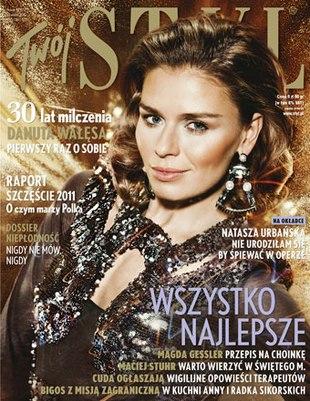 Natasza Urbańska przyznaje: Lubię być najlepsza