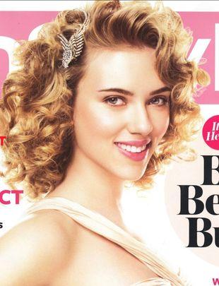 Scarlett Johansson znów hipnotyzuje (FOTO)