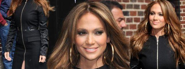 Jennifer Lopez jest w świetnej formie (FOTO)