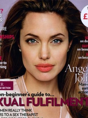 Jolie: Nie byłam zbyt bystra