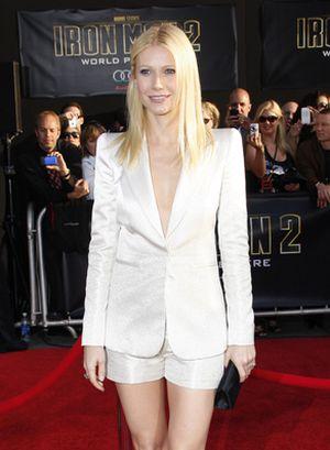 Gwyneth Paltrow postawiła na nogi (FOTO)