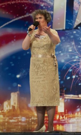 Susan Boyle w Księdze Rekordów Guinnessa
