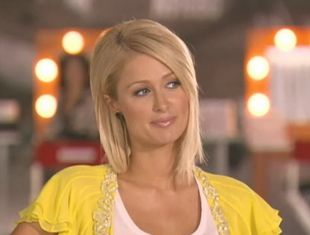 Fragment najnowszego show Paris Hilton