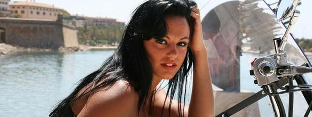 Nereida Gallardo topless