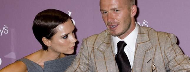 Victoria Beckham dobiera samochód do stroju