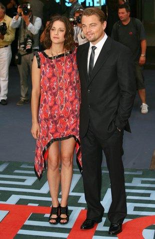 DiCaprio i Cotillard na premierze filmu Inception (FOTO)