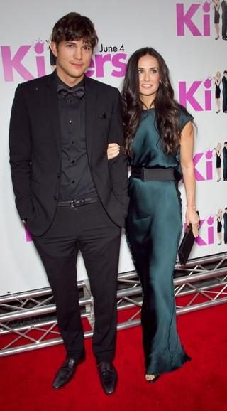 Ashton Kutcher zdradzał Demi już miesiąc po ślubie