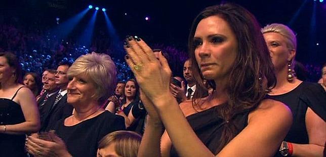 Victoria Beckham płacze! [VIDEO]