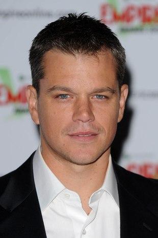 Matt Damon jest gruby