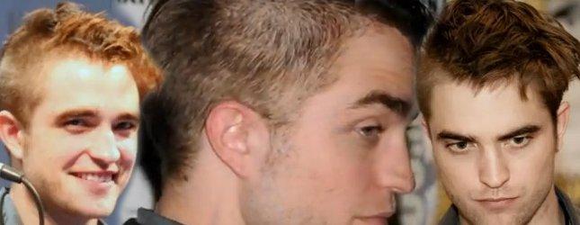 Robert Pattinson zmienił fryzurę (FOTO)